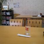 天龍 - テーブル席