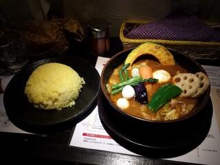 ラマイ 横浜伊勢佐木モール店 - ブヒッ&ゆで卵