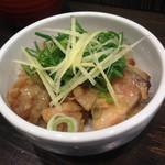 麺匠 むさし坊 - チャーシュー丼