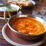 インド・ネパール料理 アンナプルナ - 料理写真:セット(4000円)