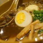 ミカサノ食堂 - スープ