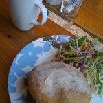 スモークカフェ - サンドウィッチ