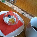 スモークカフェ - デザート&コーヒー