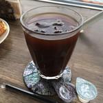 カフェドレヴェリー - アイスコーヒー 570円