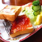 キー - トースト