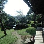 京亭 - 庭園