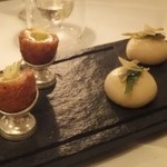 Restaurant Gordon Ramsay - Amuse