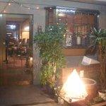レストラン樹 - 入り口