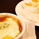 ノースパーク - お薦めの自家製カレー☆
