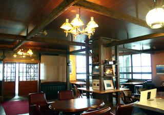 王ヶ頭ホテル - (2014.10月)喫茶スペース
