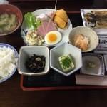 さかえ荘 - 料理写真:朝食