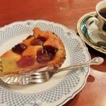 果琳 - ケーキセット