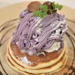 elk - 2014/11 紫芋と和栗のモンブランUP