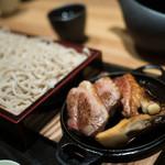 たばちょ - 合鴨せいろ蕎麦