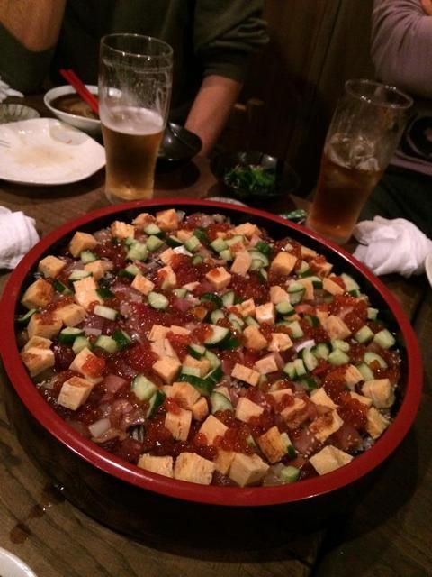 ○いけ   - ちらし寿司