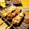 有楽町ねのひ - 料理写真:2014.11 シロ、タン、ネギマ(各1串170円)