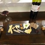 フェルミエ - チーズ5種盛り合わせ