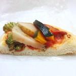 トモヒロ - 野菜のフォカッチャ