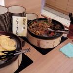 スーパーホテル - 鶏すき焼き