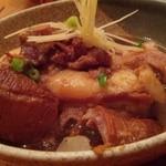 沖縄家庭料理 残波の風 - ラフテー
