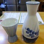 串げん - 料理写真:日本酒・白蘭・燗