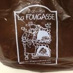 ラ・フーガス - お店の袋