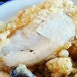 水産センター - 鯰はこんな感じですw 癖がなくて淡白で美味しいです(^ω^)