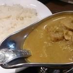 シギリヤ - 料理写真:チキンカリー