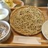 自家焙煎 花の木珈琲店 - 料理写真:もり+かき揚げで1050円