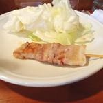 焼肉のひがし田 - 豚バラ