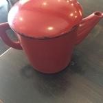 自家焙煎 花の木珈琲店 - 蕎麦湯も出てきて嬉しい♪