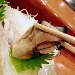 篠寿司 - 鮮度が良いと思いました。