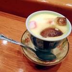 篠寿司 - 茶碗蒸し 500円前後。