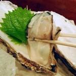 篠寿司 - 磯の香がしました。