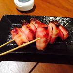 居酒屋 HALU - もちチーズベーコンの串焼き