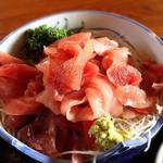 かんちゃん - 料理写真:マグロ中落ち!美味い‼︎