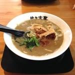 佐々木家 - とんこつ坦々麺