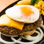 ステーキ&ハンバーグ モンスターグリル  -