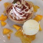 アンダーバー - ビターオレンジパンケーキ
