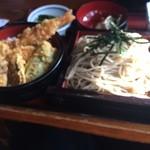 32656102 - 天丼セット1,200円