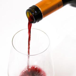 グラスワインもボトルも充実☆