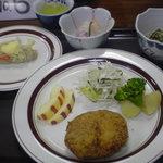 リフレ・イン福沢 - 料理写真:夕食(他に鍋もあり)
