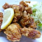 やきとり白糸 - 鶏の唐揚げ