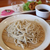 カフェ ハナダテ - 料理写真:お蕎麦@800円