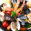 トーレス - 料理写真:海鮮たっぷりパエリア