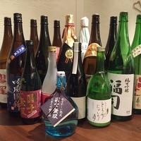 MONDO - 蔵元限定のお酒も多く