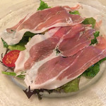 コルニーチェ - ランチの前菜♬
