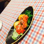 ヴェロン - パスタコロッケ(2個)  新感覚新食感 で味も美味しかった!