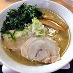 中華そば 七郎 - しお中華(細麺)