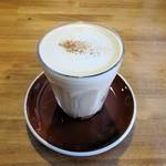 エドガワ コーヒー カンパニー - チャイラテ
